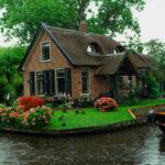 Деревня Гитхорн, Нидерланды