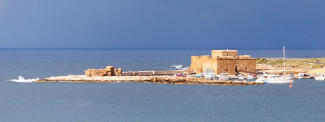 Paphos Castle1