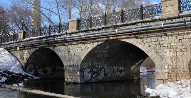 Царский мост.