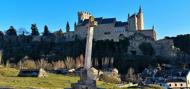 Alcazar of Segovia2