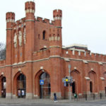 Королевские ворота, Калининград