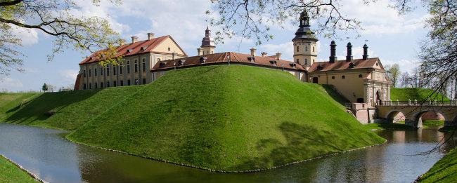Nesvizh Castle1