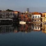 Город Ретимнон, Крит
