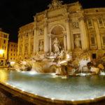 Фонтан Треви, Рим