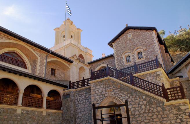 Kykkos Monastery2