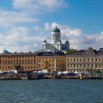 Удивительный город Хельсинки