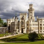 Замок Глубока-над-Влтавой, Чехия