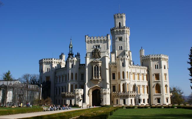 Hluboká Castle2