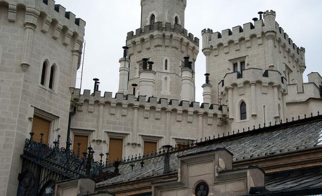 Hluboká Castle3