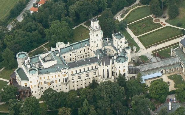 Hluboká Castle4