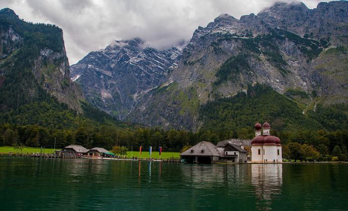 Königssee lake