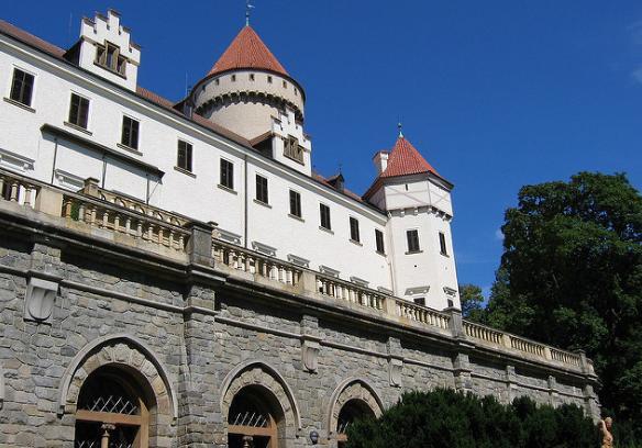 Konopiště castle2