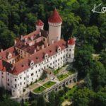 Замок Конопиште — одно из самых романтичных мест Чехии