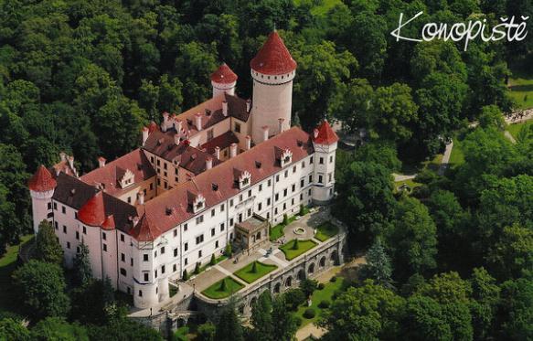 Konopiště castle3