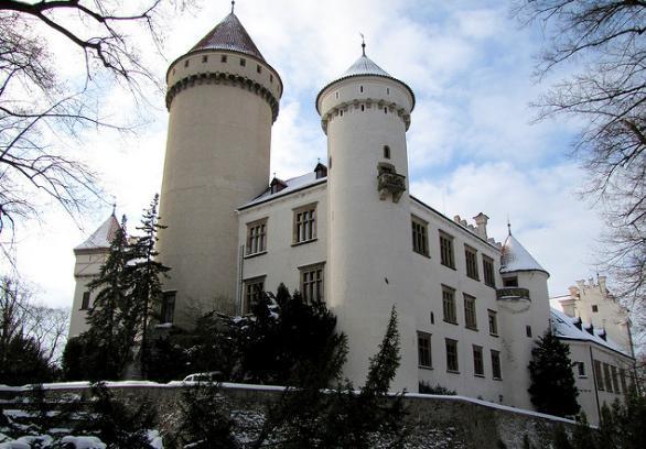 Konopiště castle4