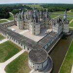 Замок Шамбор — итальянские традиции во французской Лауре