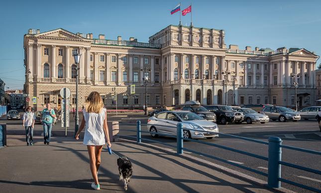 Mariinsky Palace1