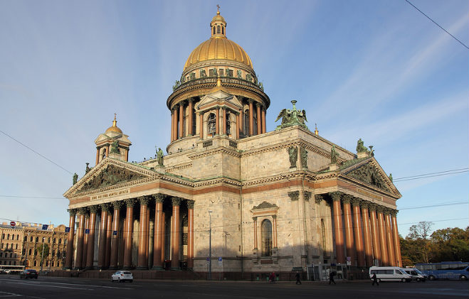 Saint Isaac's Cathedral-1