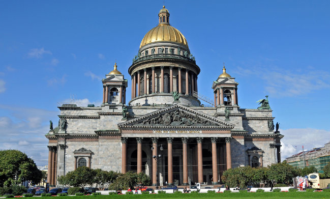 Saint Isaac's Cathedral-2