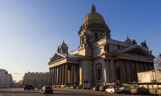 Saint Isaac's Cathedral-3