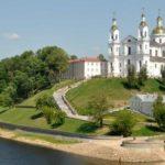Город Полоцк, Белоруссия
