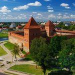 Средневековая Белоруссия. Путешествуем по замкам
