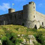 Замок Харлех, Уэльс