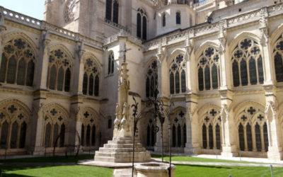 Бургосский собор — прекрасный образец испанской готики