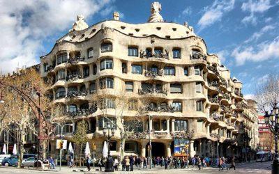 Дом Ла-Педреда — последний светский шедевр Антонио Гауди