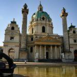 Карлскирхе — архитектурная жемчужина Вены