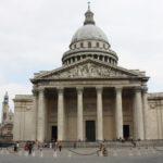 Архитектурно-исторический памятник Пантеон, Париж