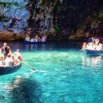 Пещерное озеро Мелиссани — поражающая воображение загадка природы