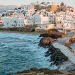 Остров Наксос — место, где можно совершить путешествие во времени