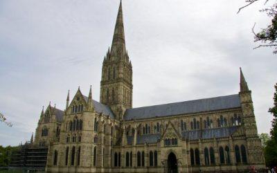 Солсберийский собор — классический образец английской готики
