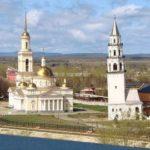 Невьянская наклонная башня — архитектурное чудо Урала