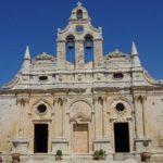 Монастырь Аркади, Крит