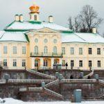 Дворцово-парковый ансамбль Ораниенбаум, Санкт-Петербург