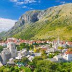 Старый мост в Мостаре — воплощение средневековой мощи и элегантности