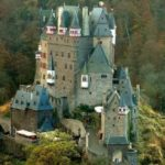 Замок Ельц, Германия