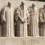 Стена Реформации в Женеве, Швейцария