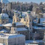 Зальцбургский собор, Австрия
