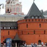 Китайгородская стена, Москва