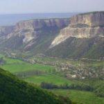 Бельбекский каньон — ворота в горный Крым