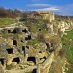 Природный памятник Мангуп, Крым