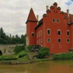 Замок Червена-Льгота, Чехия