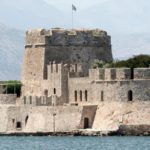 Крепость Бурци, Нафплион, Греция