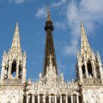Руанский кафедральный собор, Франция