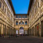 Галерея Уфицци во Флоренции