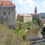 Крумловский замок, Чехия