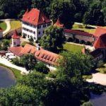 Замок Блютенбург в Мюнхене